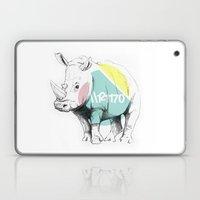 //RINO Laptop & iPad Skin