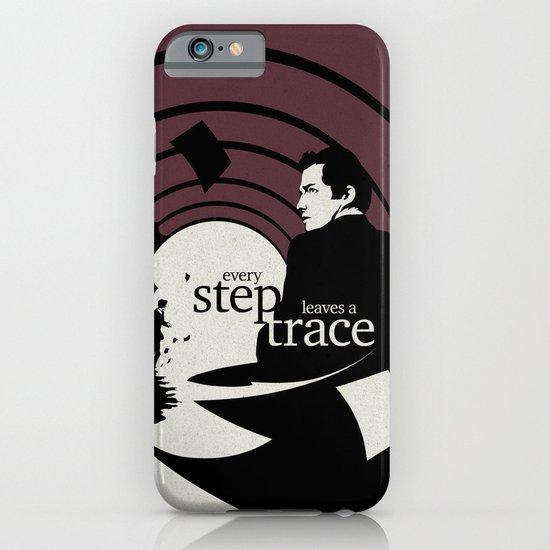 The running man iPhone & iPod Case