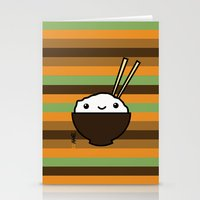 Ricebowl Stationery Cards