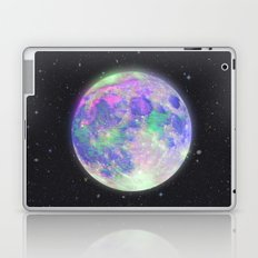 pink moon Laptop & iPad Skin