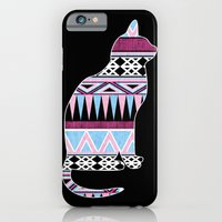 Fun & Fancy Kitty. iPhone 6 Slim Case