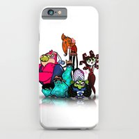 iPhone & iPod Case featuring Bad Guys by jublin