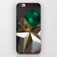 Holiday Star iPhone & iPod Skin