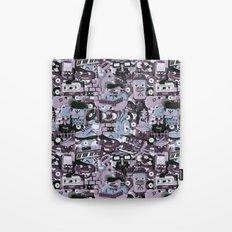 Wavvs Tote Bag