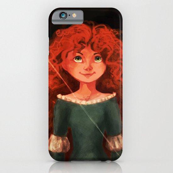 Bravery iPhone & iPod Case