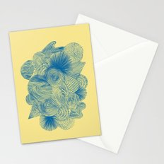 Ocean Breeze Stationery Cards
