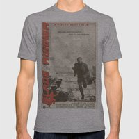 Blade Runner Mens Fitted Tee Athletic Grey SMALL