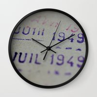 Due date Wall Clock