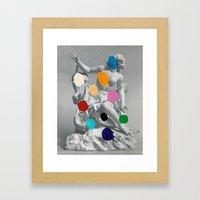 CLASSIQUE Framed Art Print