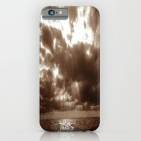 iPhone & iPod Case featuring freedom on the water by Jaclyn B Photography
