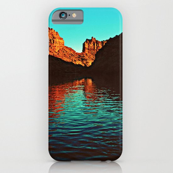 Deep Reflections iPhone & iPod Case
