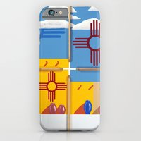 iPhone & iPod Case featuring Altered State: NM by Eldon Ward