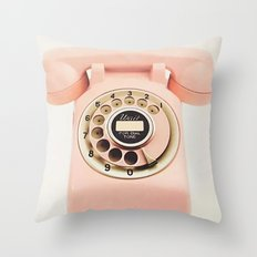 Kate Spade - Telephone Throw Pillow