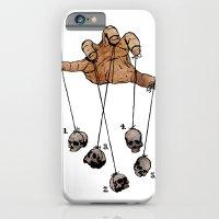 The Five Dancing Skulls Of Doom iPhone 6 Slim Case