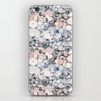 Japanese teahouse iPhone & iPod Skin