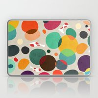 Lotus In Koi Pond Laptop & iPad Skin