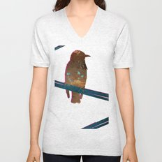 I Saw This In A Dream Unisex V-Neck