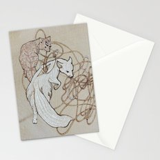 Our Secret Language Stationery Cards