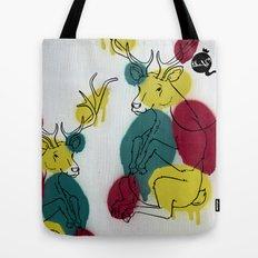 Ciervo Deer Tote Bag