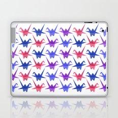 Origami Birds Laptop & iPad Skin