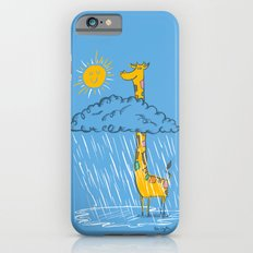 The Perks of Being a Giraffe iPhone 6 Slim Case