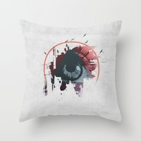 Seek Throw Pillow