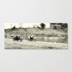 SPEED Canvas Print