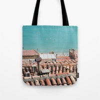 Everything's Here Tote Bag