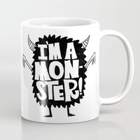 MONSTER ME Mug