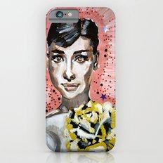 Audrey Hepburn 2 Slim Case iPhone 6s
