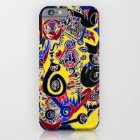 iPhone & iPod Case featuring magic box by dan bryce