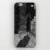 Le Notti Bianche iPhone & iPod Skin