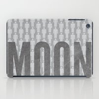 Moon Minimalist Poster iPad Case