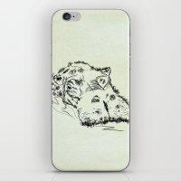 Hippo iPhone & iPod Skin