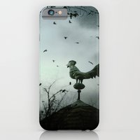 iPhone & iPod Case featuring The Rooster's Call by Bella Blue Photography
