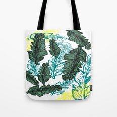leaf mix1 Tote Bag