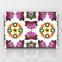Flowers and Leaves iPad Case