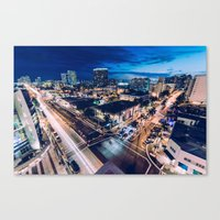 Tapestry Canvas Print