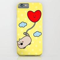 iPhone & iPod Case featuring Kimmi's Love is 0n Cloud 9 by Pigtails