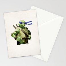 Polygon Heroes - Leonardo Stationery Cards