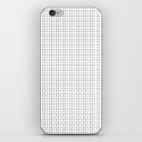 Dotted 185U iPhone & iPod Skin