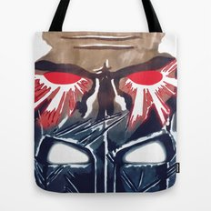 World's Finest by Cap Blackard Tote Bag
