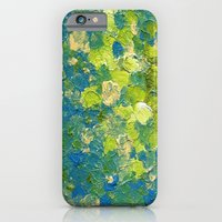 iPhone & iPod Case featuring Springy by Cynde Jackson Clarke