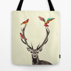 oh, deer! Tote Bag