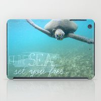 Free Turtle  iPad Case