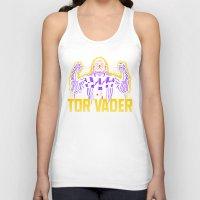 Tor Vader Unisex Tank Top