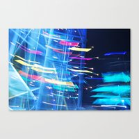 Twilight Journey Canvas Print