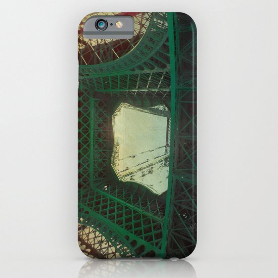 in the eye iPhone & iPod Case
