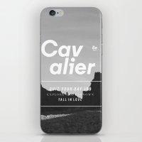 The Cavalier iPhone & iPod Skin