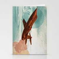 Starfighter Stationery Cards